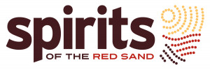 Spirits of the Red Sand Logo
