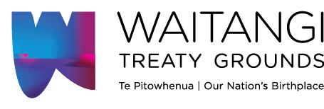 Waitangi Treaty Grounds Logo