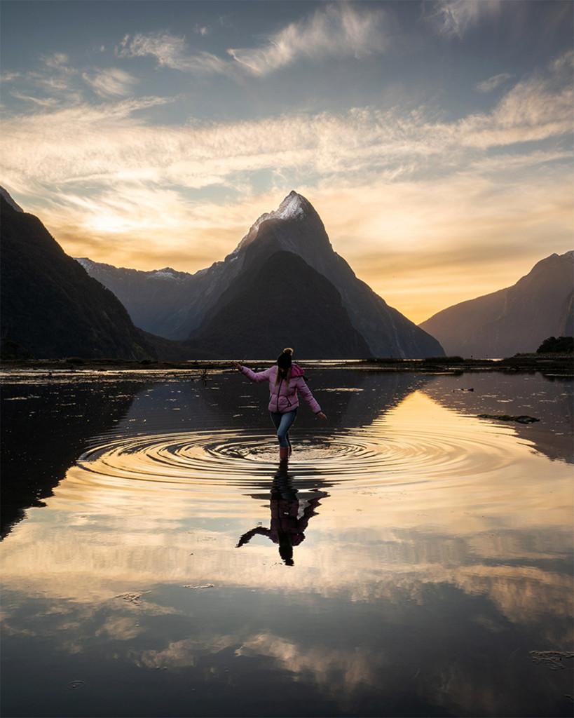 Rebranding - Destination Fiordland - Maverick Digital