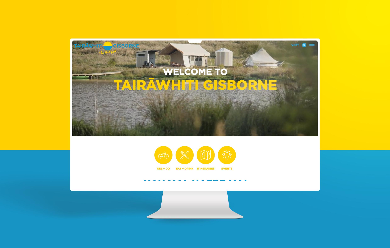 Tairawhiti Gisborne - Maverick Digital
