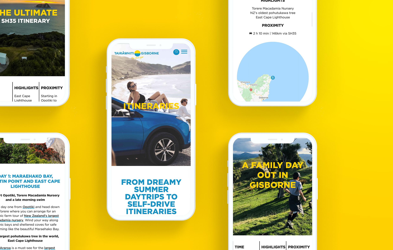 Tairawhiti Gisborne - Website Redesign - Maverick Digital