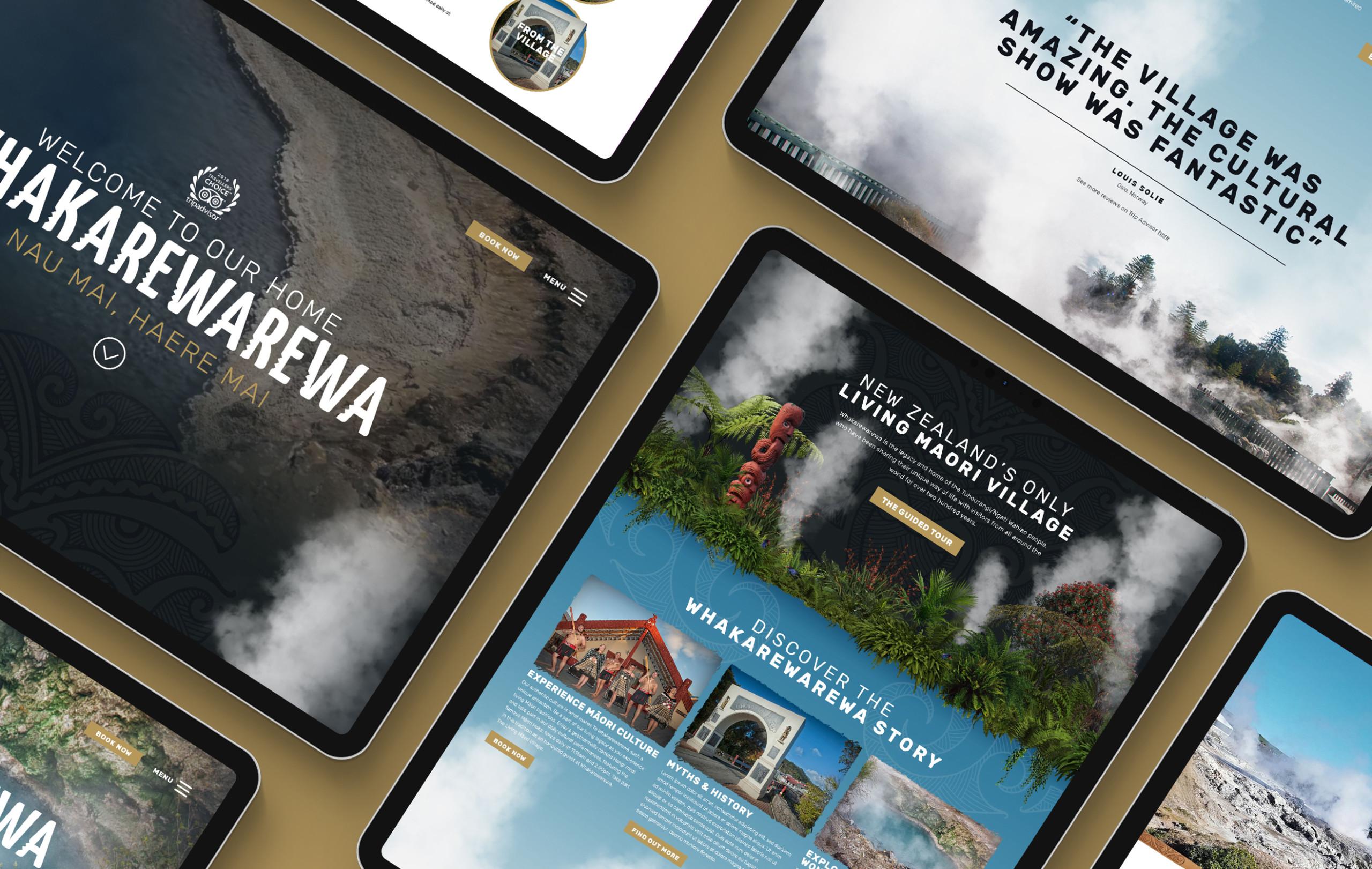 Website Built - Maverick Digital