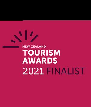 NZ Tourism Awards 2021 Finalist